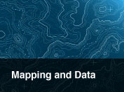 Mapping and Data